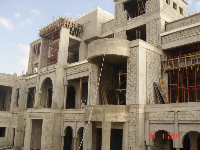 قصر الجبر شبكة الشام للمقاولات