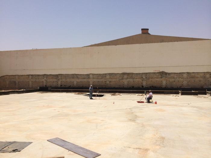 قصر سكني شبكة الشام للمقاولات