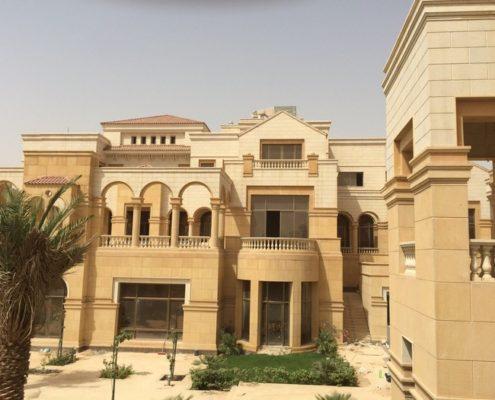 قصر الصقري شبكة شام للمقاولات