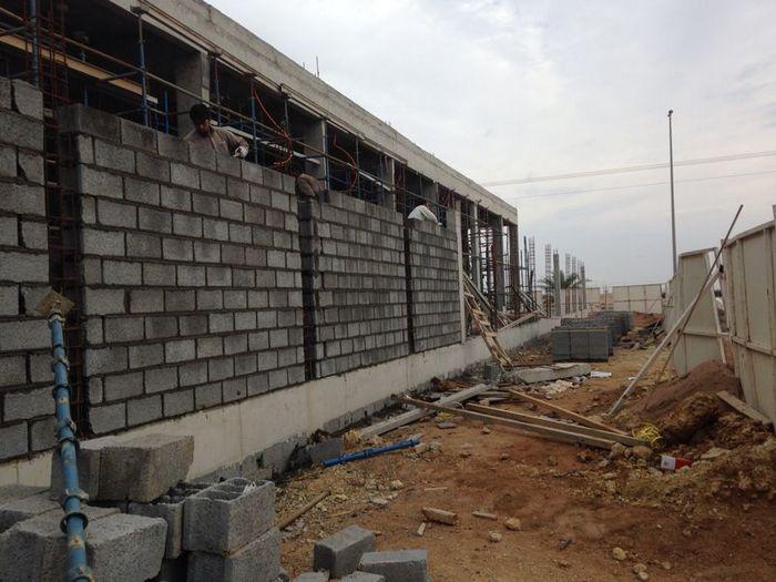محطة وقود ينبع شبكة الشام للمقاولات