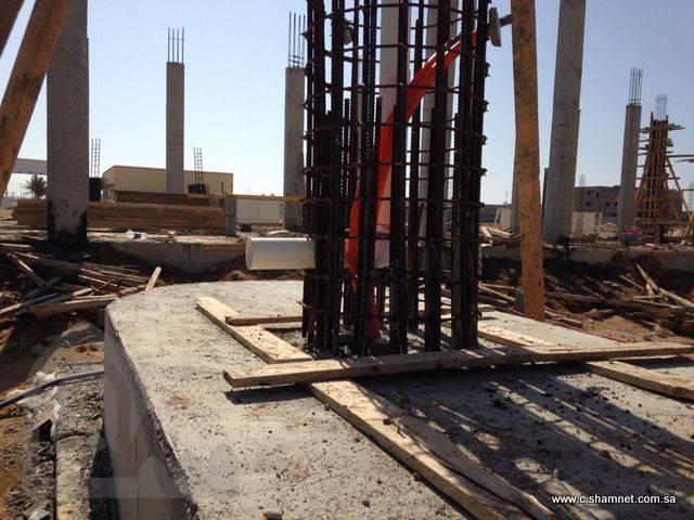 محطة وقود ينبع2 شبكة الشام للمقاولات